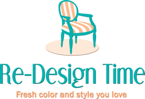 ReDesign Time Logo